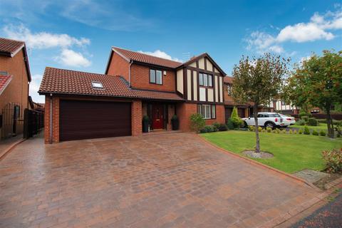 4 bedroom detached house to rent - Dryburgh Close, Preston Grange, North Shields