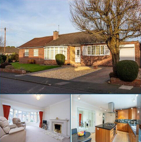 4 bedroom detached bungalow for sale - Glamis Avenue, Melton Park, Newcastle upon Tyne