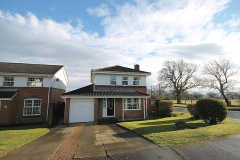 4 bedroom detached house for sale - Byron Court, Crook