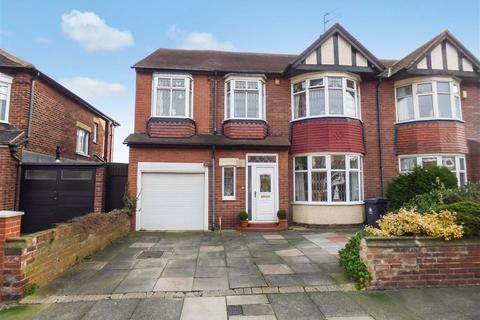 4 bedroom semi-detached house for sale - The Drive, Tynemouth