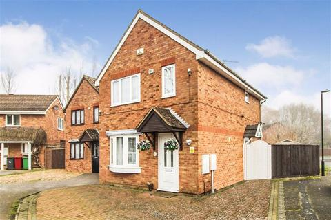 3 bedroom detached house for sale - Bader Gardens, Cippenham