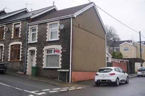 2 bedroom end of terrace house for sale - Pamela Street, Mountain Ash