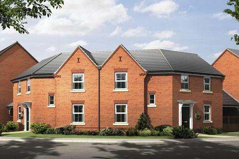 3 bedroom detached house for sale - Plot 1, Lutterworth at Berry Edge, Genesis Way, Consett, CONSETT DH8