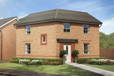 3 bedroom detached house for sale - Plot 2, Lutterworth at Berry Edge, Genesis Way, Consett, CONSETT DH8