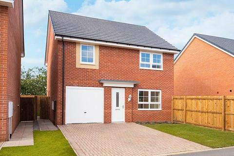 4 bedroom detached house for sale - Genesis Way, Consett, CONSETT