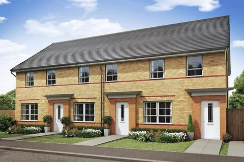 3 bedroom end of terrace house for sale - Plot 5, Maidstone at Berry Edge, Genesis Way, Consett, CONSETT DH8