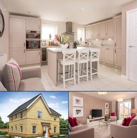 4 bedroom detached house for sale - Plot 48, Alderney at Chapel Fields, Glebe Road, Loughor, SWANSEA SA4