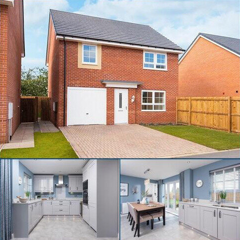 4 bedroom detached house for sale - Plot 403, Windermere at Merrington Park, Vyners Close, Spennymoor, SPENNYMOOR DL16