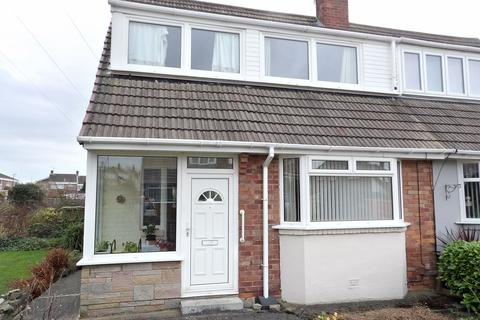 3 bedroom semi-detached house for sale - Leafield Crescent, South Shields, Tyne and Wear, NE34 6JQ