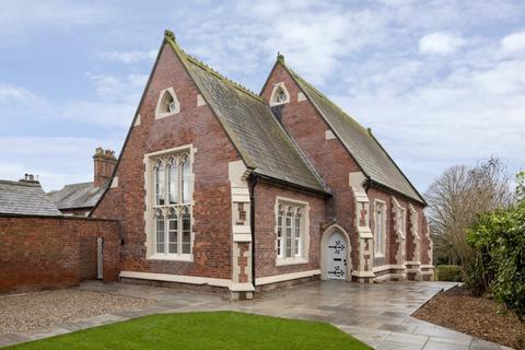 4 bedroom semi-detached house for sale - The Old School, Newton on Ouse, York