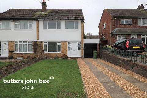3 bedroom semi-detached house for sale - Mount Crescent, Stone