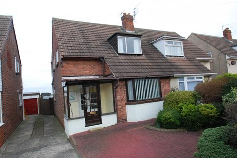 3 bedroom semi-detached house for sale - Bamburgh Avenue, South Shields