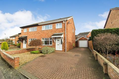 3 bedroom semi-detached house for sale - Marlow Way, Bedford
