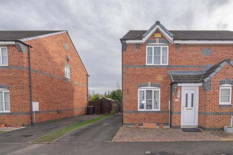 2 bedroom semi-detached house for sale - Meadow Rise, Consett, DH8 6NS