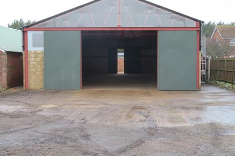 Heavy industrial to rent - Tendring