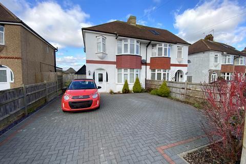 3 bedroom semi-detached house for sale - Broad Road, Eastbourne, East Sussex, BN20