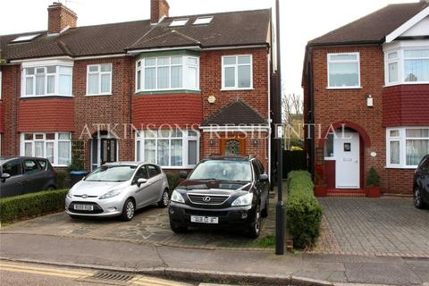 4 bedroom end of terrace house for sale - Weardale Gardens, Enfield, Middlesex, EN2