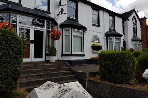 Studio to rent - Lichfield Road ST17