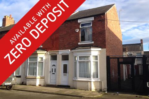 2 bedroom end of terrace house to rent - Kildare Street, Middlesbrough