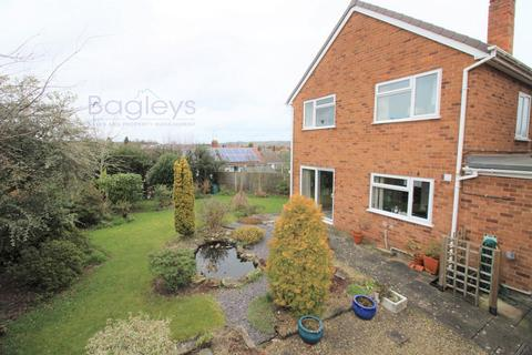 3 bedroom detached house for sale - Ironside Close, Bewdley, DY12