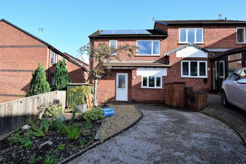 3 bedroom semi-detached house for sale - Howard Close, Exwick, EX4