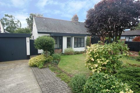 3 bedroom semi-detached bungalow for sale - Peter Street, Stock, CM4