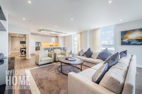 4 bedroom apartment for sale - Pinto Tower, Nine Elms Point, 4 Hebden Place, SW8