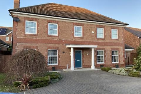 5 bedroom detached house for sale - TULIP CLOSE, BISHOP CUTHBERT, HARTLEPOOL