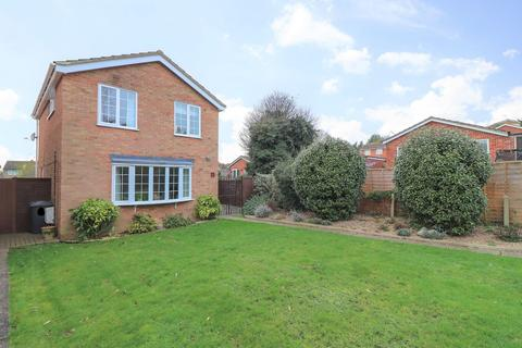 3 bedroom detached house for sale - Glanville Road, Hadleigh, Ipswich, Suffolk, IP7 5SG