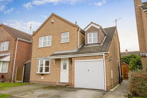 4 bedroom detached house for sale - Heathfield Gardens, Retford