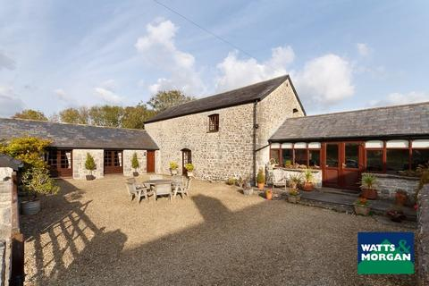 4 bedroom barn conversion to rent - The Mowhay, Croes Cwtta, St Brides Major, Vale Of Glamorgan, CF32 0TN