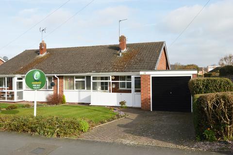 2 bedroom semi-detached bungalow for sale - Fortescue Lane, Rugeley