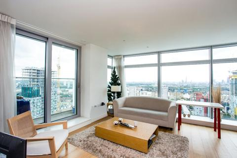 2 bedroom apartment to rent - West Tower, Pan Peninsula Square, Canary Wharf E14
