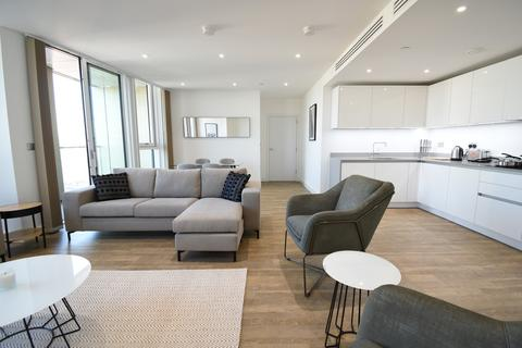 2 bedroom apartment to rent - Nine Elms Point, Vauxhall