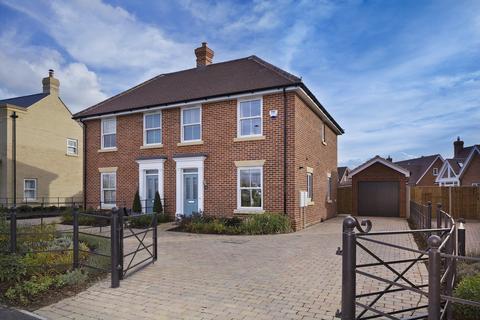 3 bedroom semi-detached house for sale - Plot 100, The Barbier, Lawford Green, Manningtree, CO11 2JE