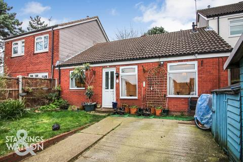 2 bedroom terraced bungalow for sale - Bryony Close, Old Catton, Norwich