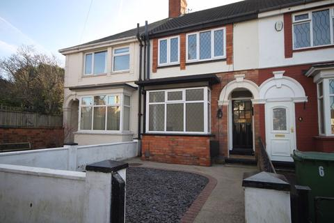 2 bedroom terraced house to rent - Poplar Grove, Cleethorpes
