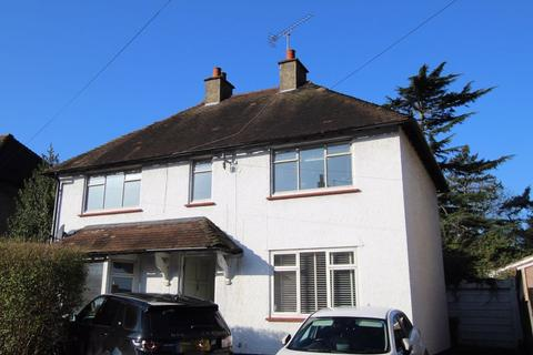3 bedroom detached house to rent - Church Road, Epsom