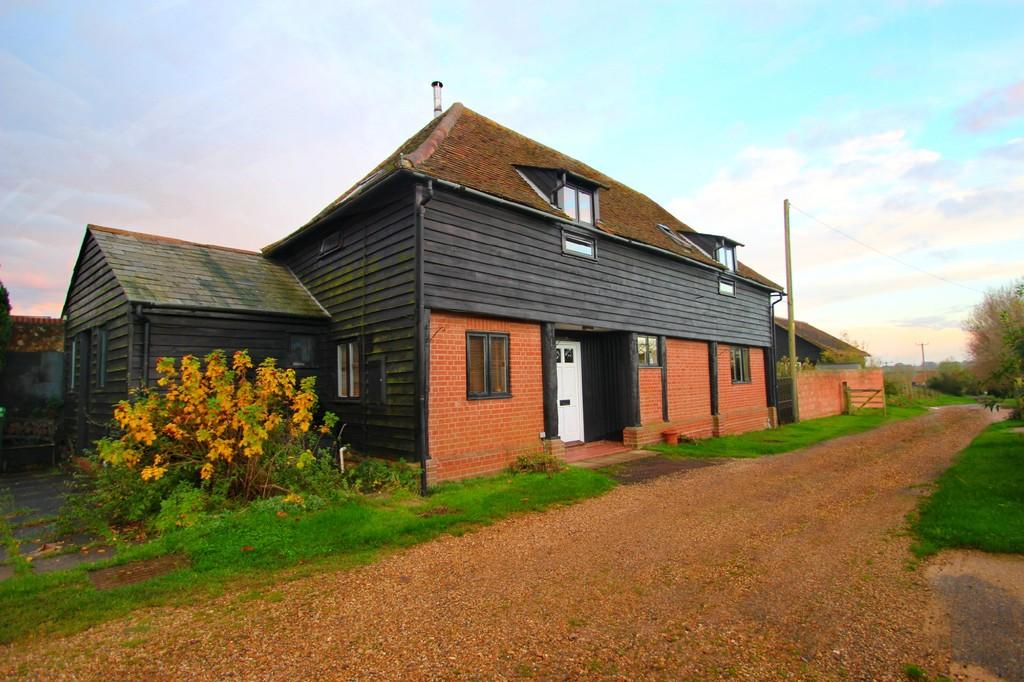 3 Bedrooms Barn Conversion Character Property for sale in West Street, Coggeshall