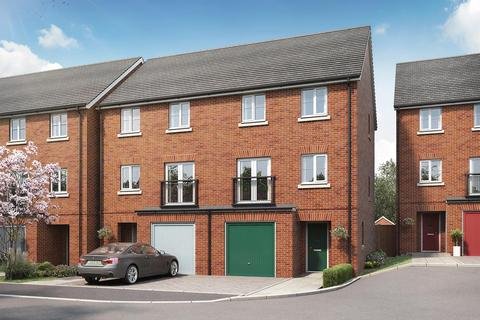 Linden Homes - Tithe Barn - Plot 150, The Derwent at Cranbrook, Galileo, Birch Way, Cranbrook EX5