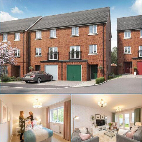 3 bedroom end of terrace house for sale - Plot 239, The Bloomfield at Tithe Barn, Tithebarn Link Road, Exeter, Devon EX1