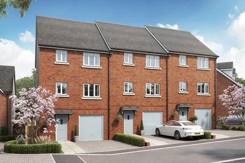4 bedroom terraced house for sale - Plot 174, The Foulston at Tithe Barn, Tithebarn Link Road, Exeter, Devon EX1