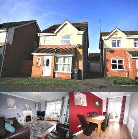 3 bedroom detached house for sale - Mortons Bush, Wootton, Northampton, NN4