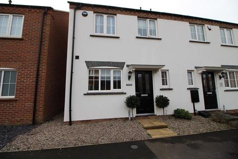 3 bedroom semi-detached house for sale - Denby Bank, Marehay, Ripley