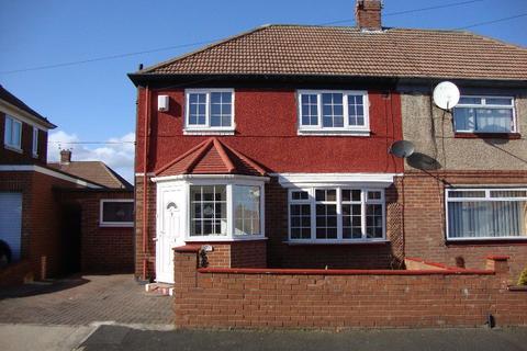 3 bedroom semi-detached house to rent - Rothbury Road, Sunderland