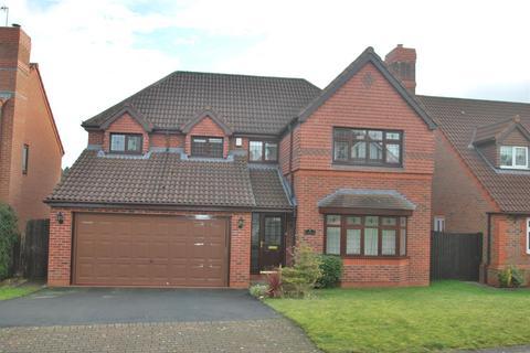 4 bedroom detached house for sale - Fernwood, Norton, Runcorn