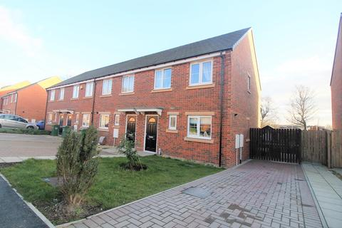 3 bedroom end of terrace house for sale - Kingfisher Avenue, Norton, Stockton-On-Tees