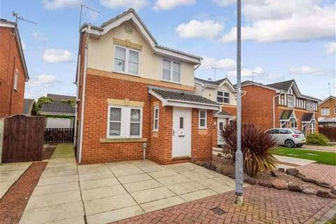 3 bedroom detached house for sale - Florin Drive, Bushy Park, HULL, HU7