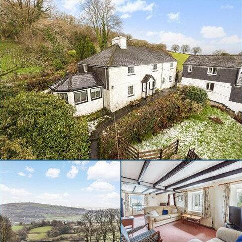4 bedroom detached house for sale - Downgate, Liskeard