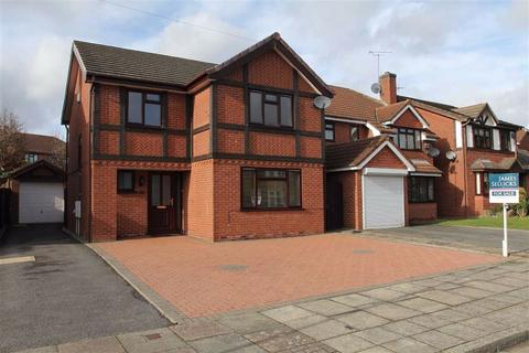 4 bedroom detached house for sale - Neville Road, Western Park, Leicester
